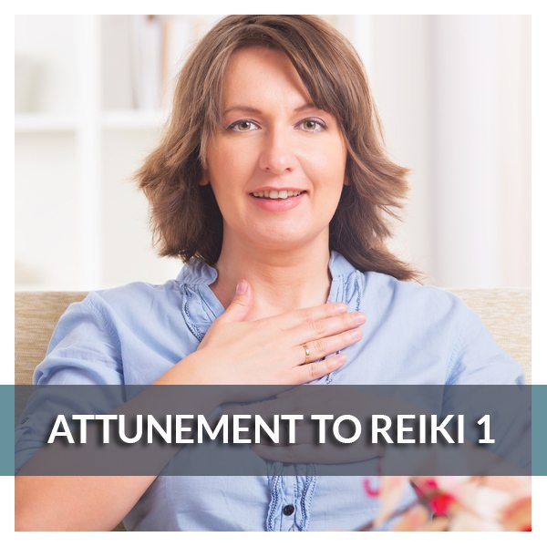 Attunement to Reiki 1 - Reiki Fur Babies