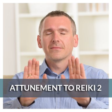 Attunement to Reiki 2 - Reiki Fur Babies