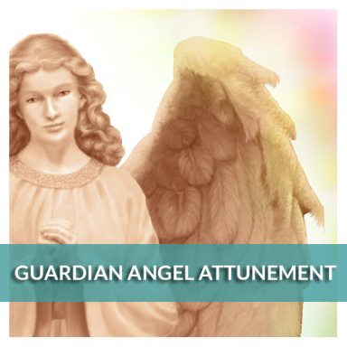 Guardian Angel Attunement - Reiki Fur Babies
