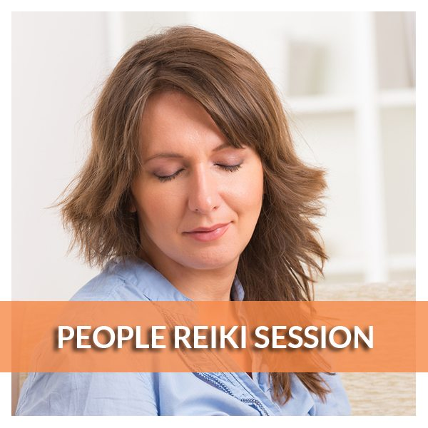 People Reiki Session - Reiki Fur Babies